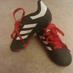 Kids' Adidas Soccer Cleats
